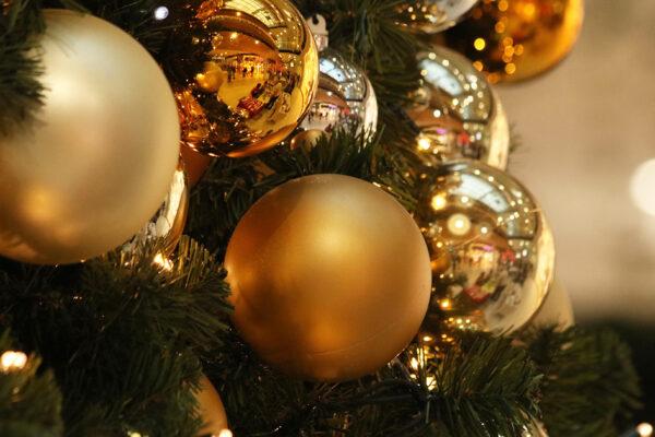 Xmas Gold Tree
