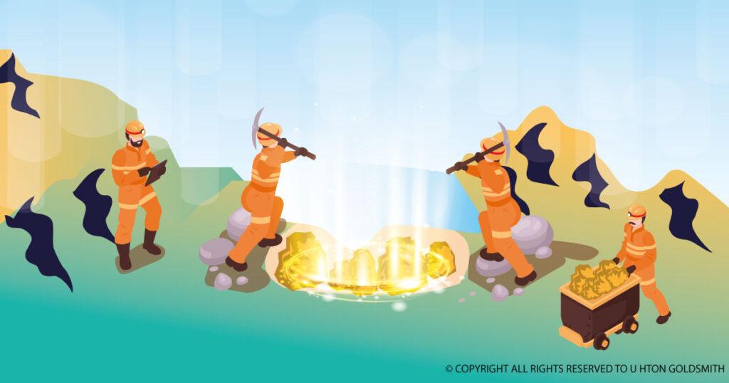 gold mine around the world, u hton goldsmith, myanmar